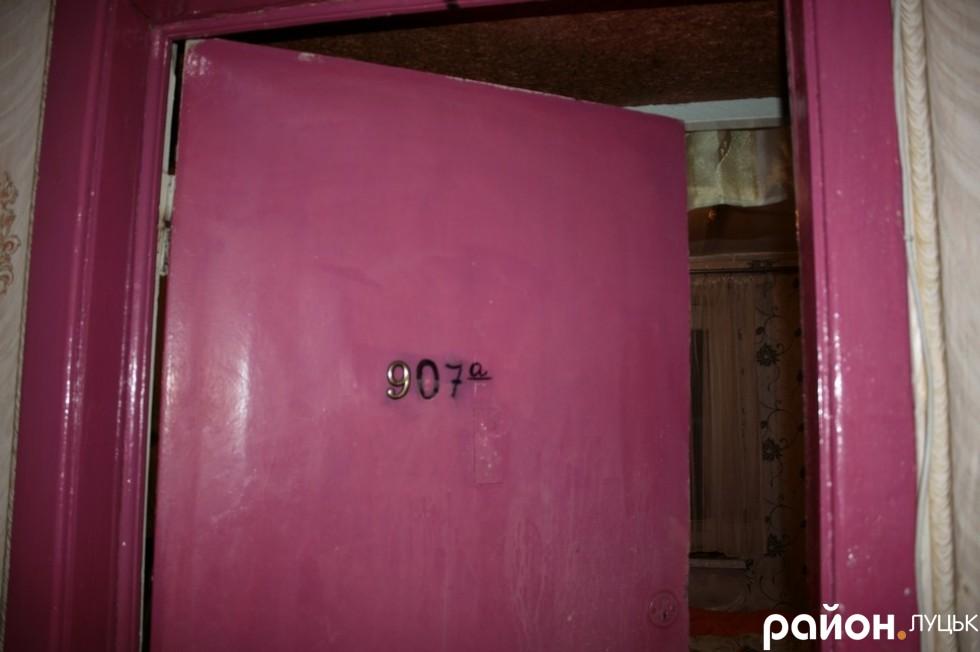 Гламурні двері до кімнати дівчат