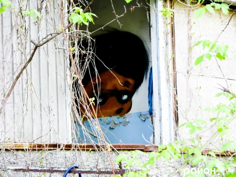 Невидимі жителі Прип'яті. 2011 рік