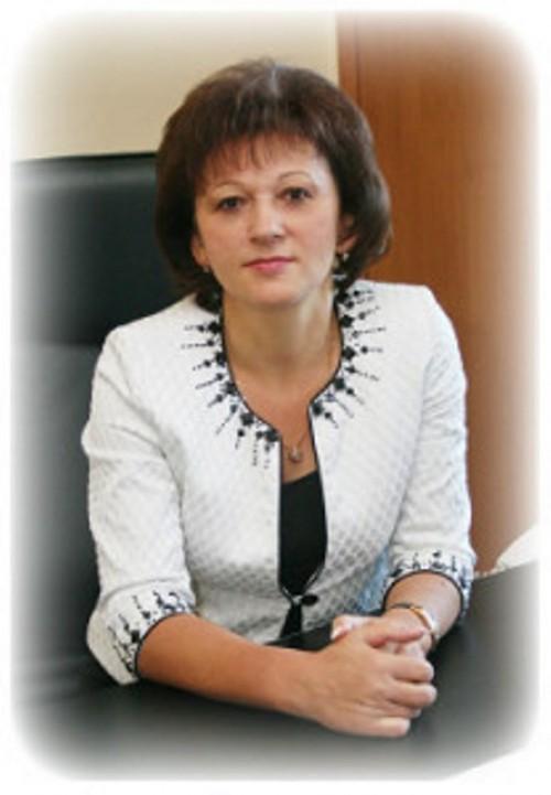 Голова Волинської облспоживспілки Марта Кандиба. Фото: coopvolyn.com.ua