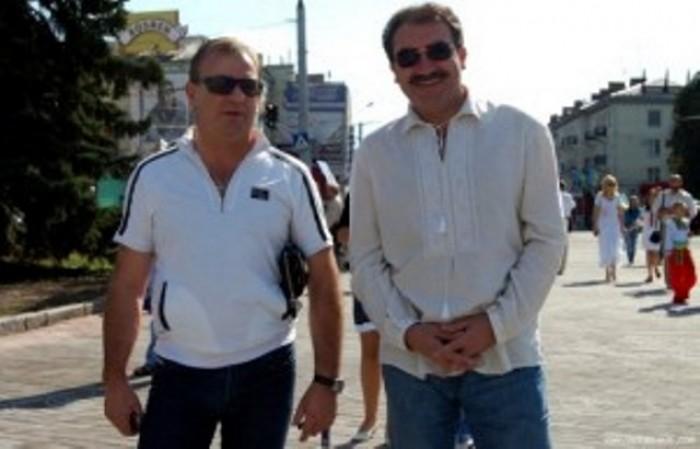 Іван Смоленг та Олександр Башкаленко. Фото: www.volynnews.com