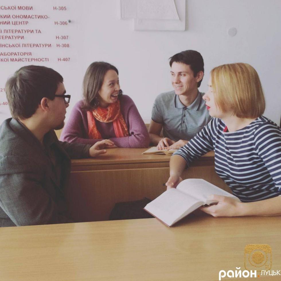 Команда проекту