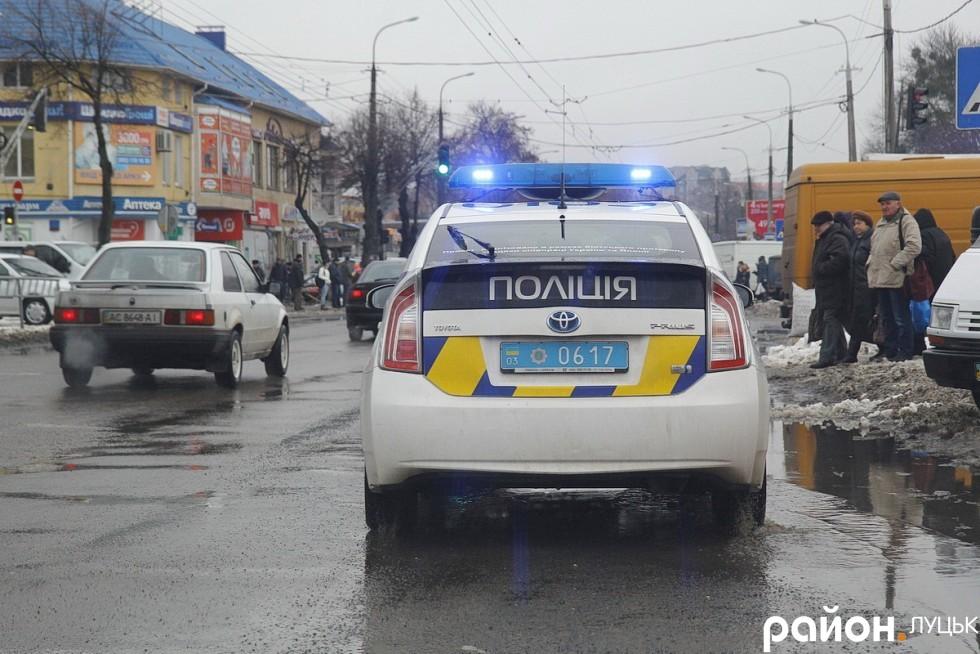 Вирушаємо на патрулювання центральними вулицями міста