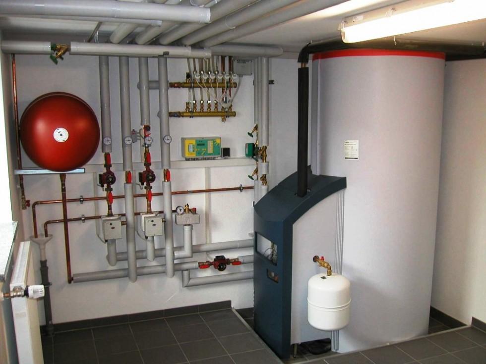 Газові котли - найзручніші у використанні. Фото solvis.com.ua