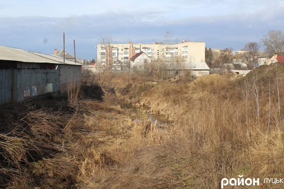 Річка Сапалаївка вже майже зникла