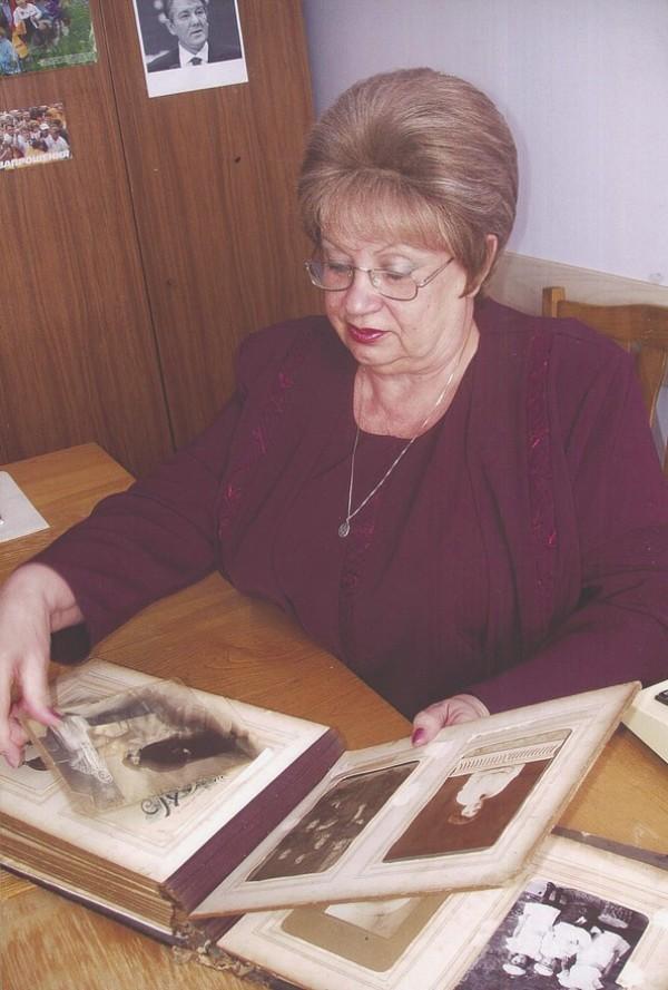Людмила Шелкова була модницею