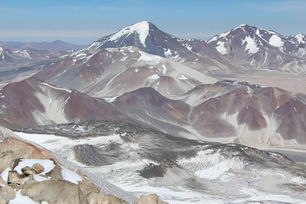 Неймовірний краєвид - Анди у всій красі