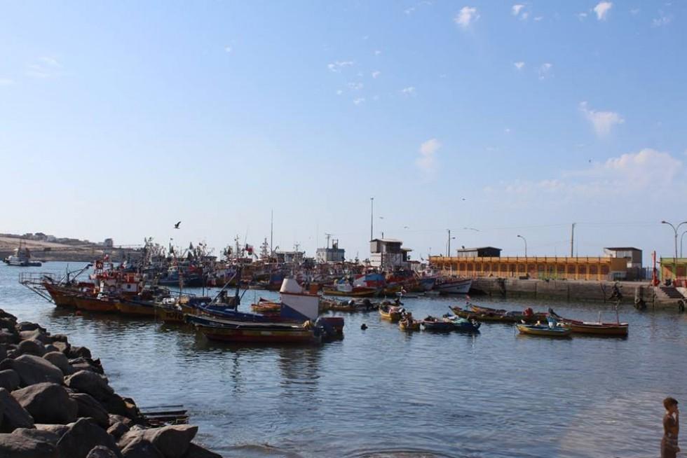Caldera - містечко на березі Тихого океану