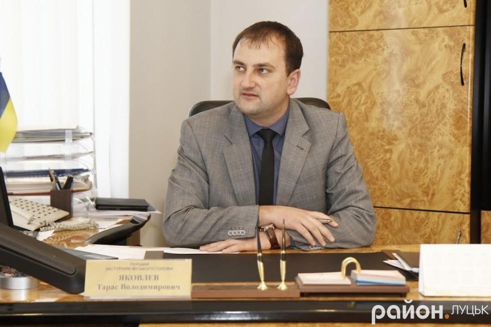 Перший заступник луцького міського голови Тарас Яковлев головною проблемою місцевого ІТ вважає відсутність якісної освіти, а відповідно і висококваліфікованих кадрів