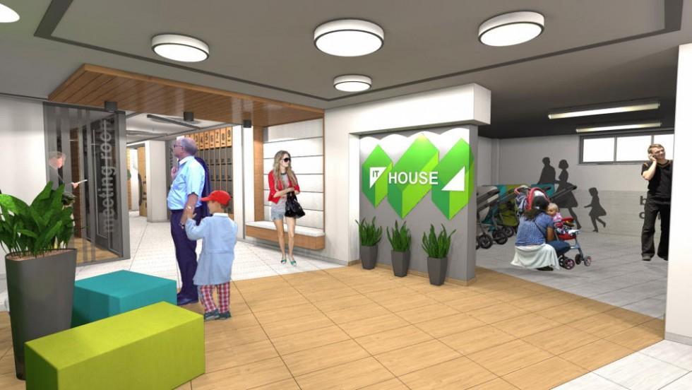 Проект IT House