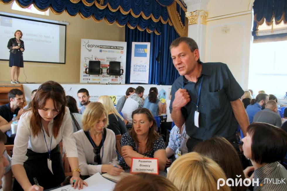 Ігор Дильов розповідає, що потрібно луцькому бізнесу
