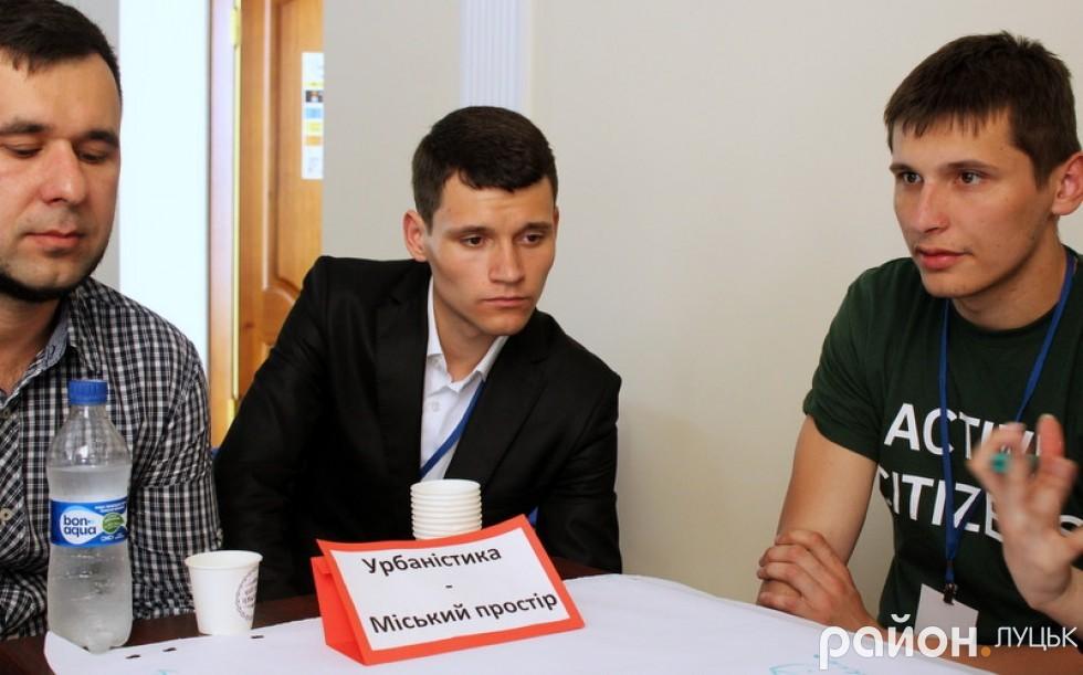 Депутат Луцької міської ради Олександр Лазука також долучився до форуму