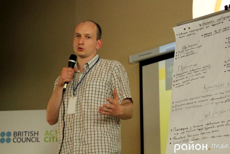 Борис Струк розповідає про ІТ та креативну економіку