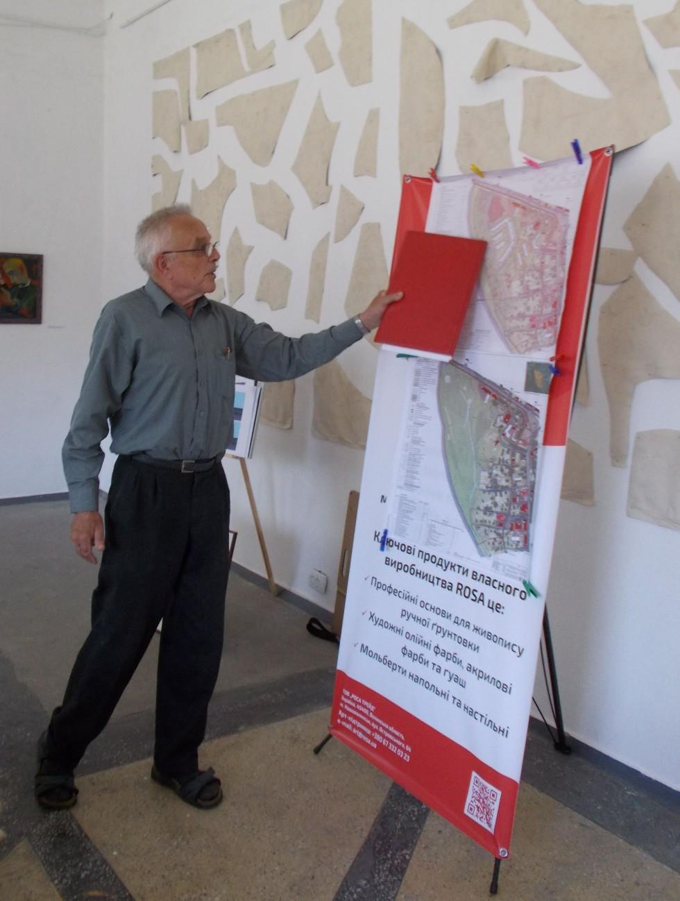 Євген Ходаківський вказує на висотні забудови
