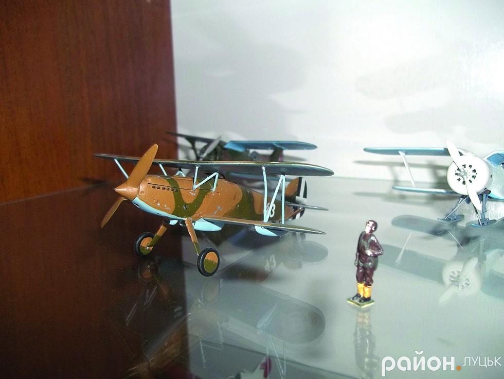 Винищувачі Другої світової війни військово-повітряних сил усіх воюючих країн - основна тема моделювальника