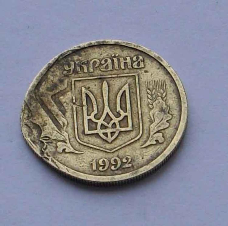 Монета з дефектом. Джерело: forum.violity.com