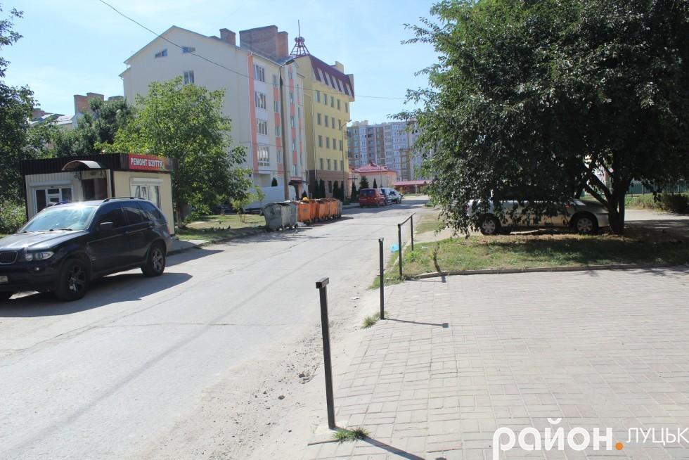 І на вулиці Агатангела Кримського хочуть зробити ремонт