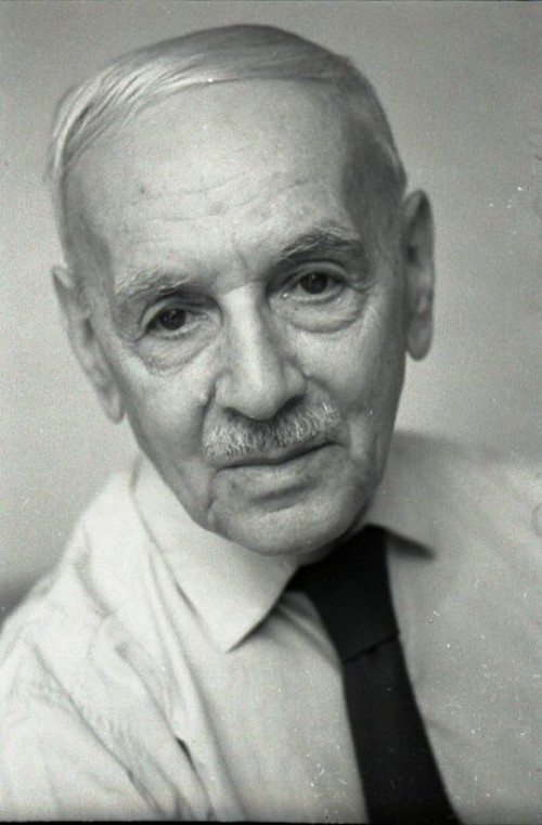 Костянтин Арцеулов у 1977