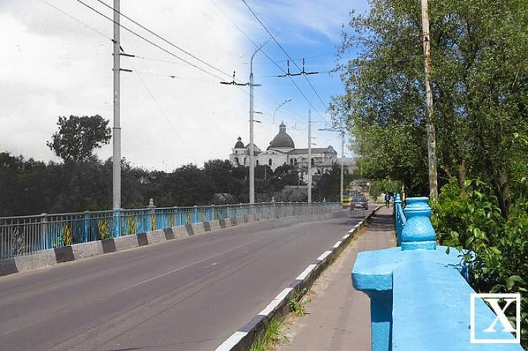 Міст на Гнідавській