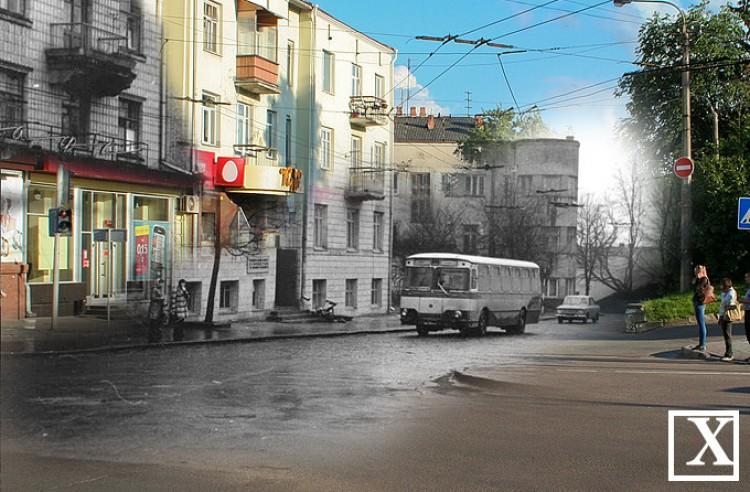 Вулиця Паркова