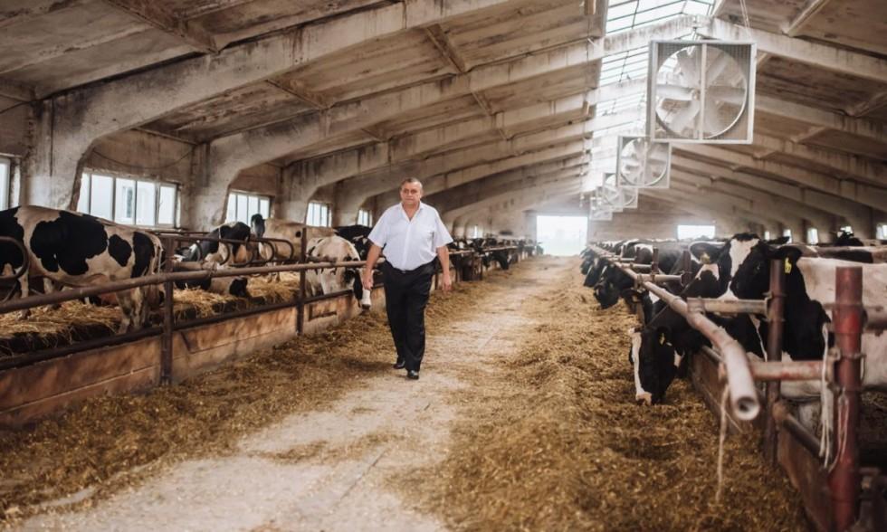 Андрій Турак особисто контролює виробничі процеси на підприємстві