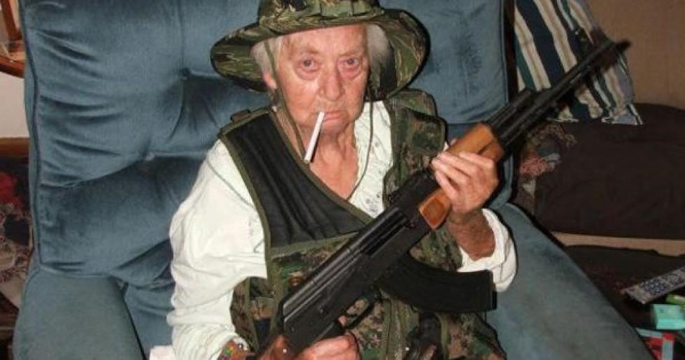 Бабуся, яка допомогла поліцейським. Джерело: ilcorrieredellanotte.it
