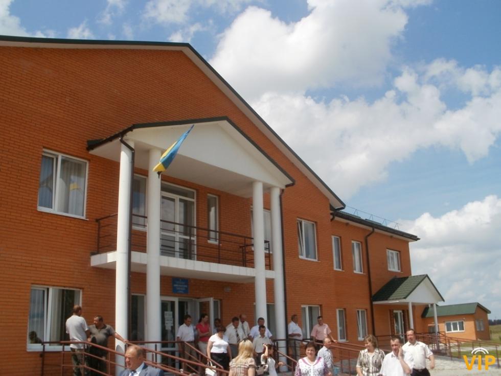 Боратинська амбулаторія (джерело: Волинський інформаційний портал)