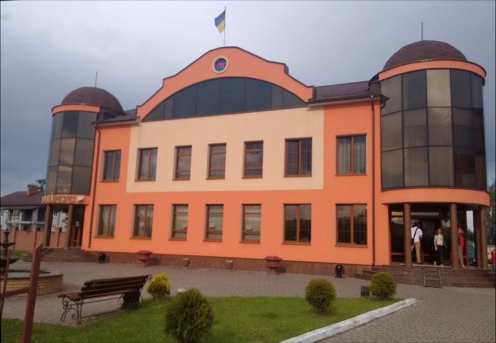Приміщення Боратинської сільської ради (джерело: Нова Доба)