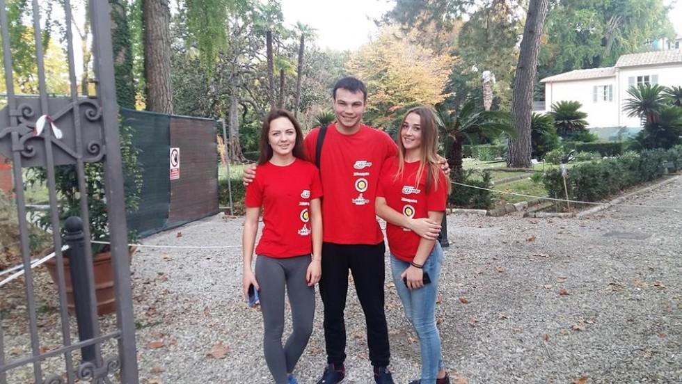 Андрій виховав із дівчат справжніх чемпіонок України та світу