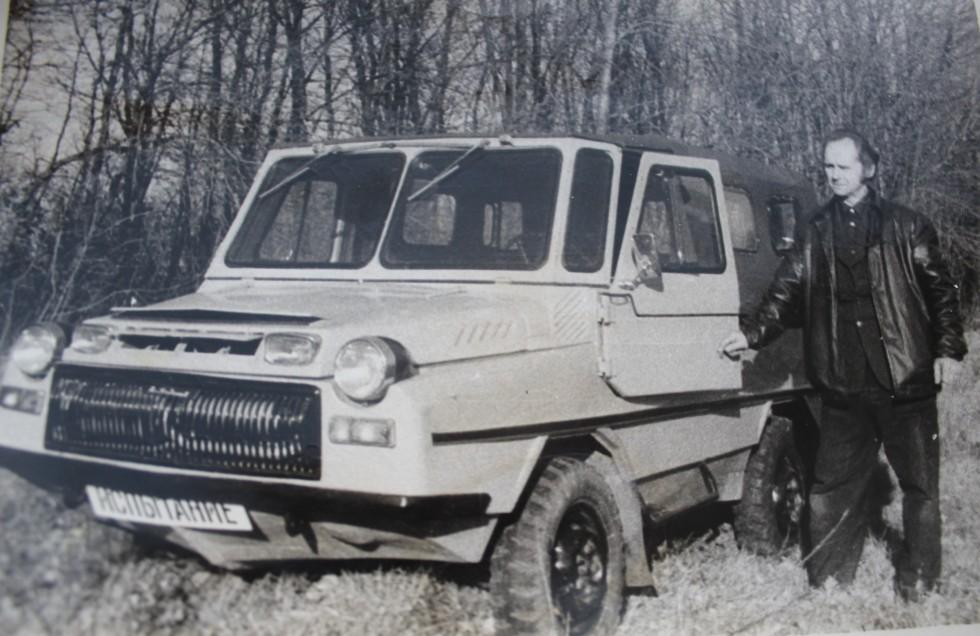 Винайдений волинянином сигналізатор встановили на більшості вантажівок України