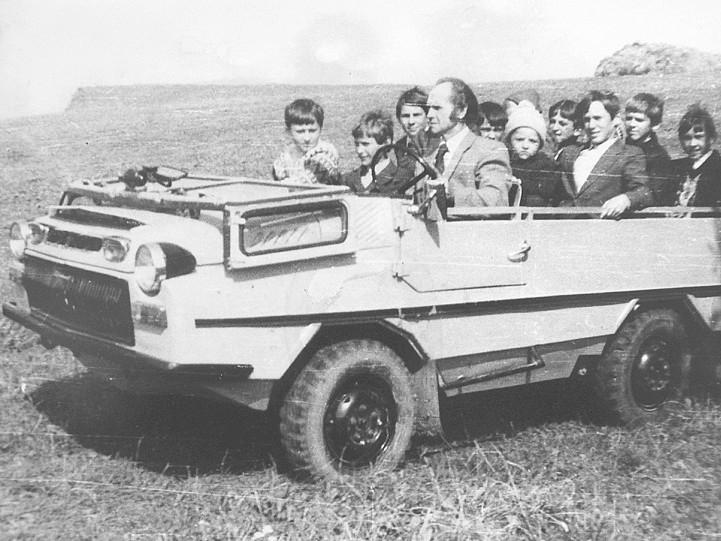 Фото із сімейного архіву Павла Віюка