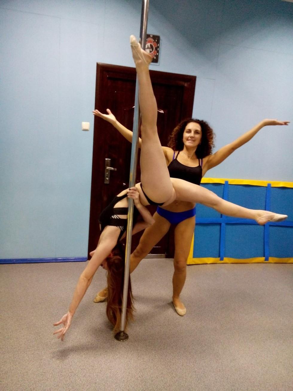 Спортивний пол-денс вимагає не меншої спортивної підготовки, ніж спортивна гімнастика