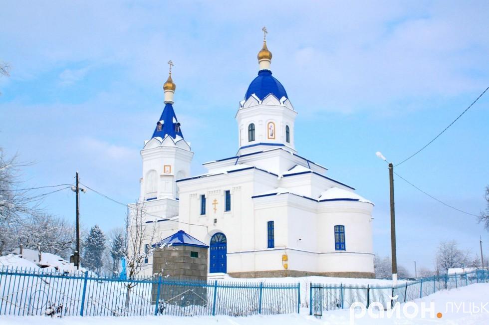 Церква Святої Казанської божої матері