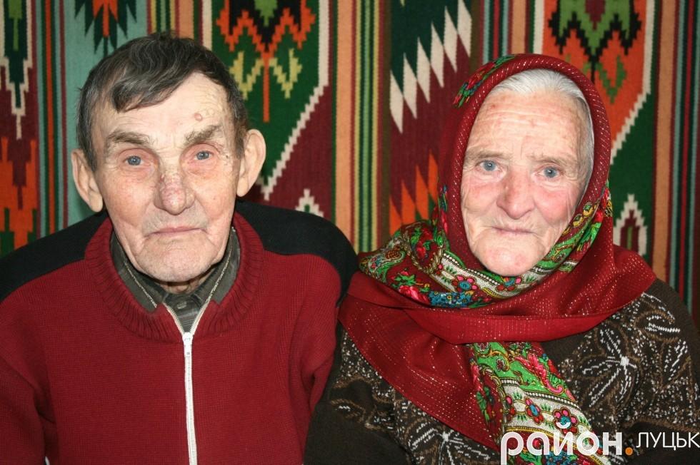 Леонід та Лідія Яцкові