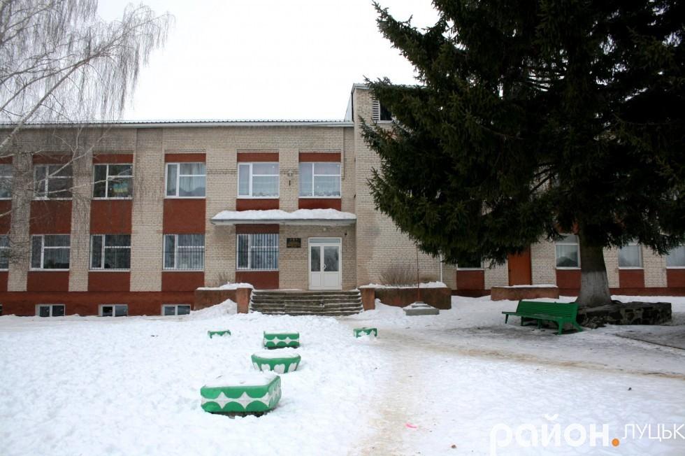 Воютинська школа