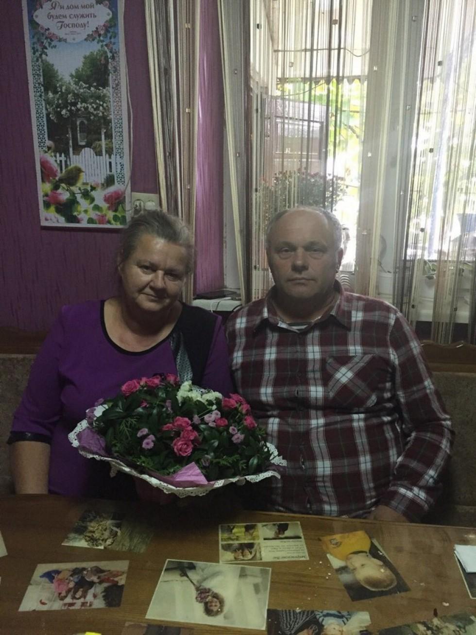 Наталія та Григорій Снітки