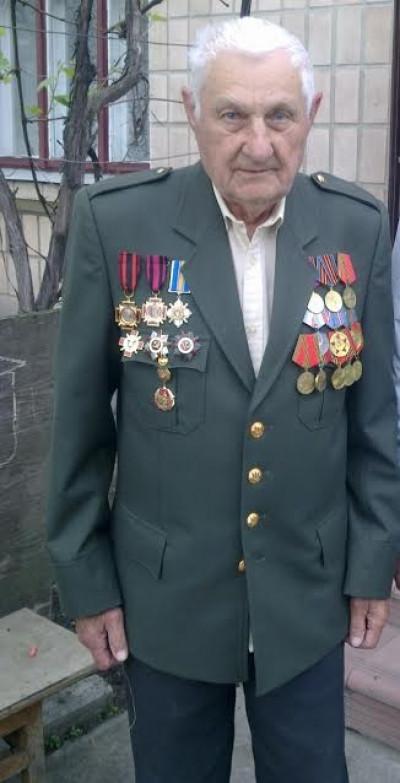 Анатолій Дроздович, господарчий сотні УПА і сапер Червоної армії, що дійшов до Берліну