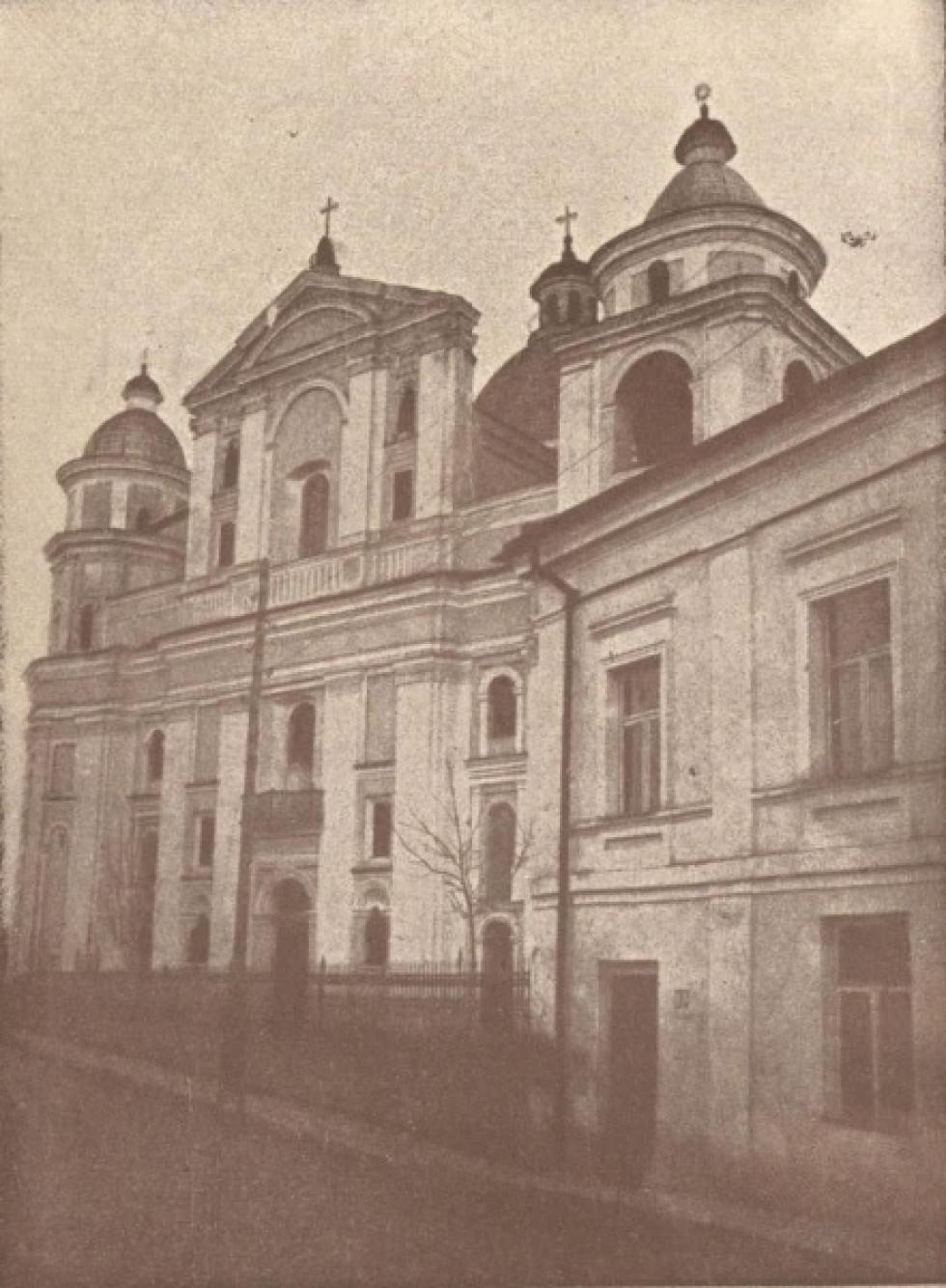 Костел Петра і Павла