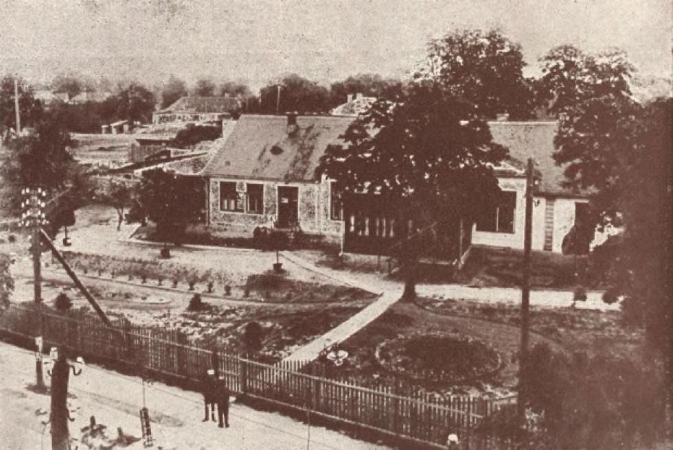 Будинок польського товариства