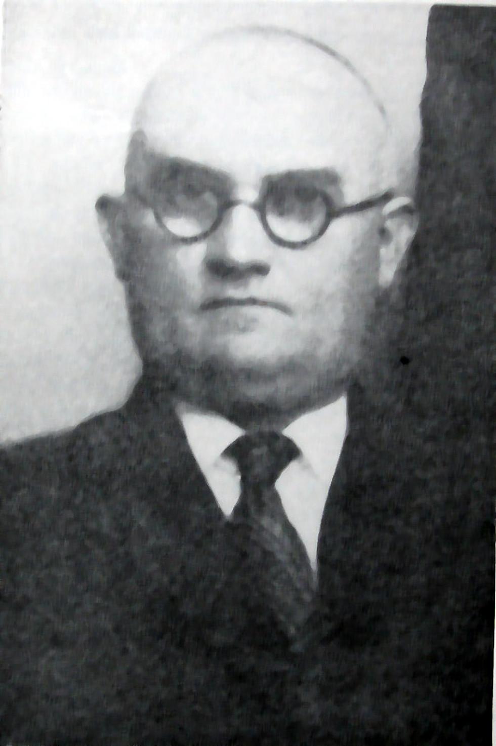 Микола Миколайович Ковальський - уродженець села Баїв Луцького району