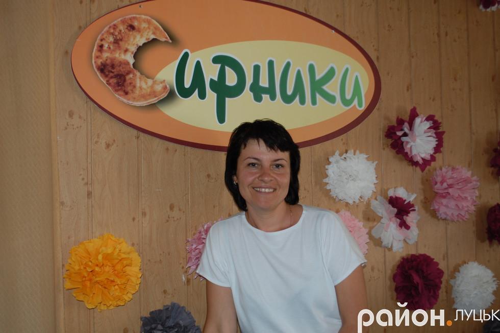 Оксана Глушко