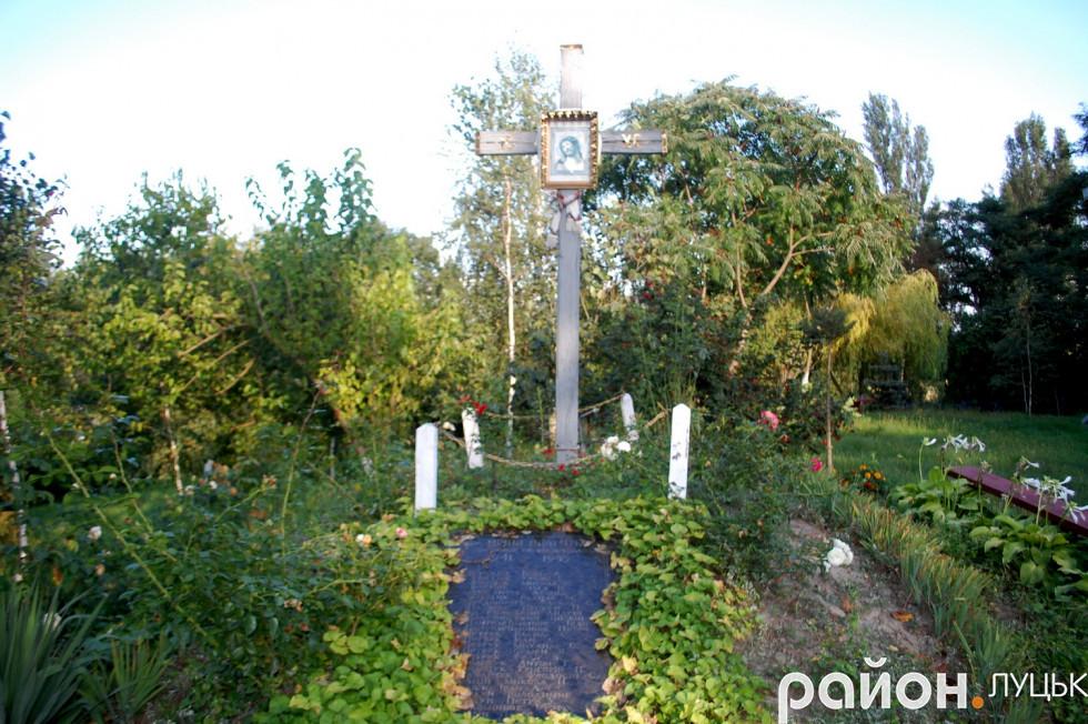 Хрест Героям, які загинули в Другій Світовій війні