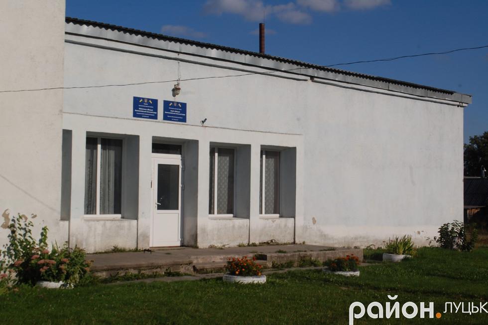 Клуб села Милуші