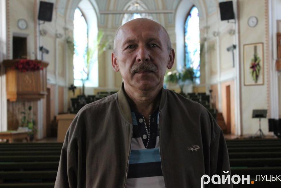 Михайло Костюк