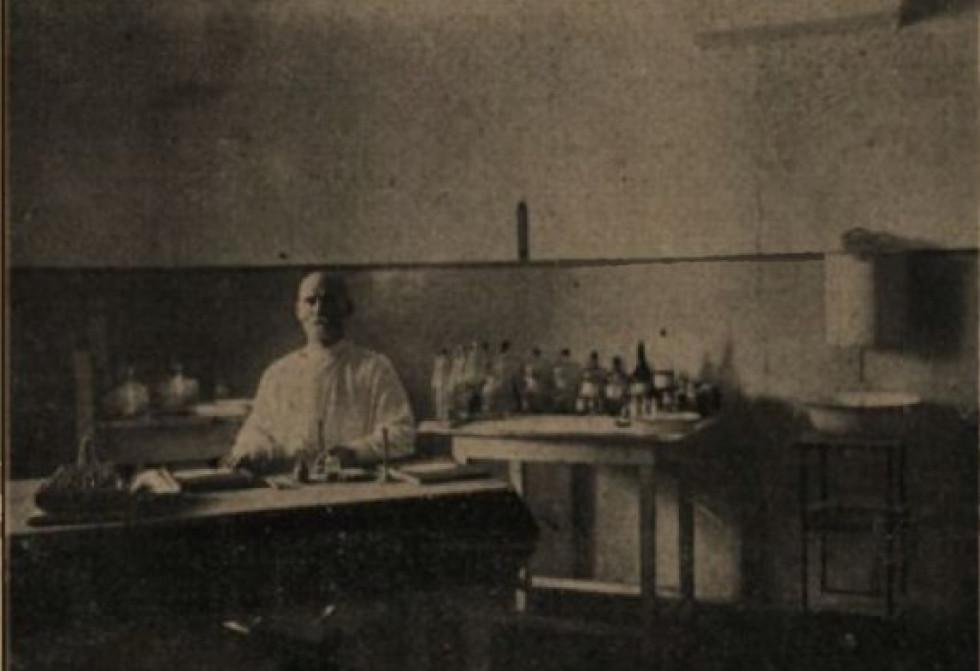 Амбулаторія в Луцькій тюрмі