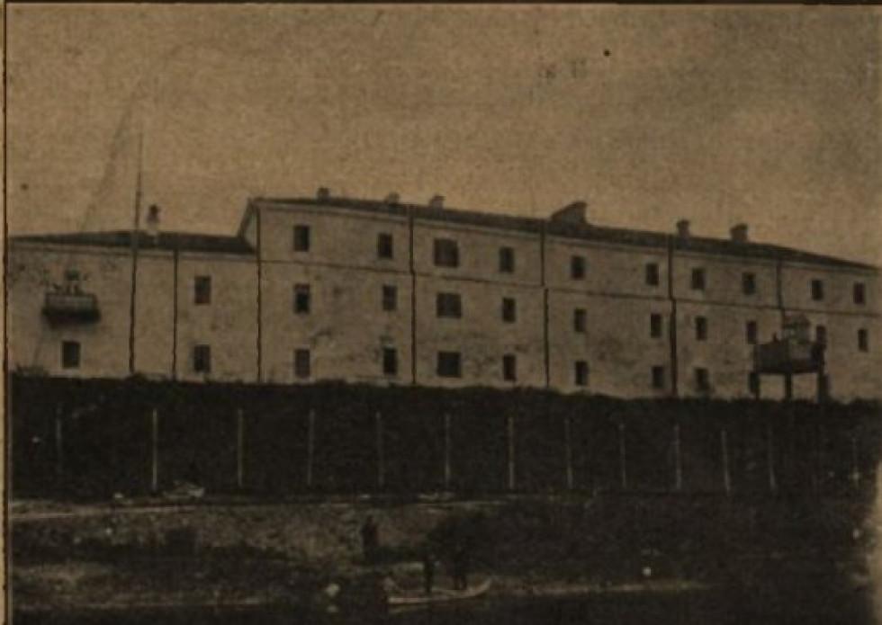 Луцька тюрма. 1929 р.