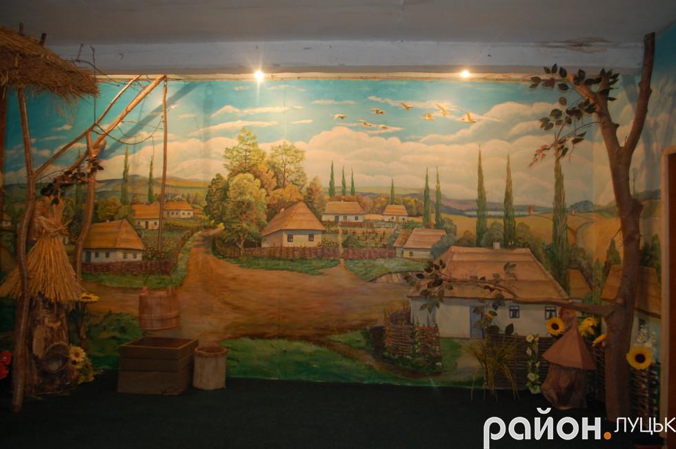 Картина, яку малював Іван Душак