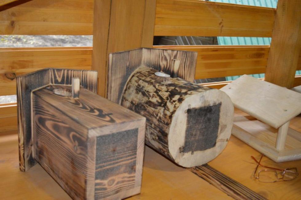Спорудили будинок для бджоляра та апітерапії