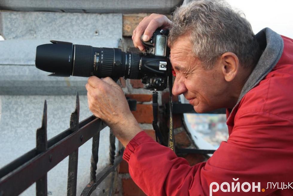 Віктор Чухрай, фотохудожник