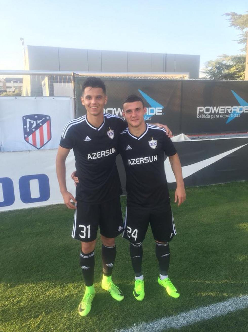 Деда розповів, що у Азербайджані дуже хороші відносини у команді