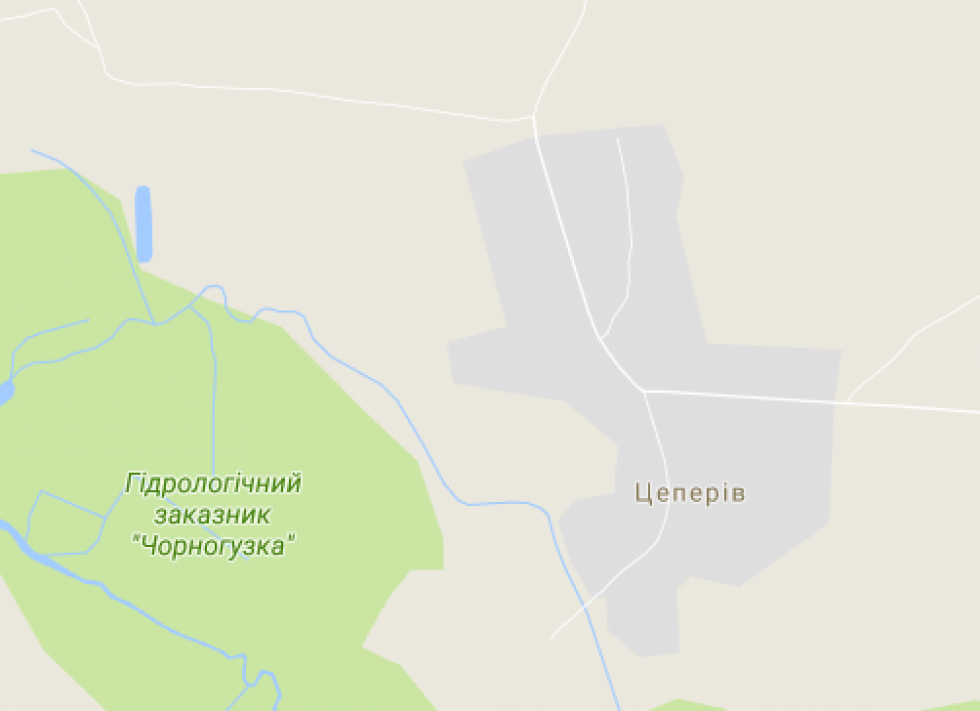 Цеперів Луцького району